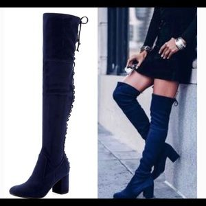 Charles By Charles David Ollie Over the Knee Boot